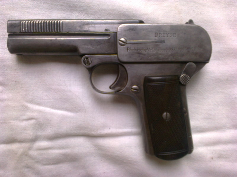 Name:  Dreyse M1907 .32 Caliber (4).jpg