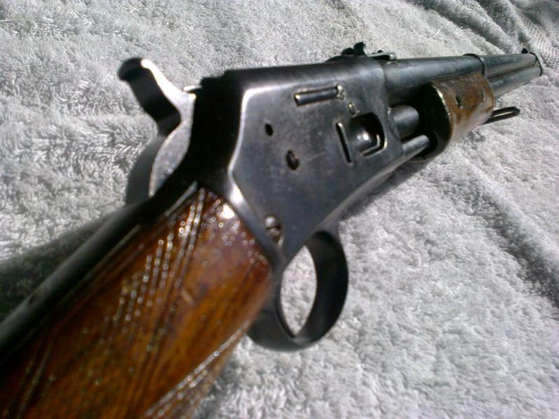Name:  Colt Lightening .32 Pump Action Rifle (2).jpg